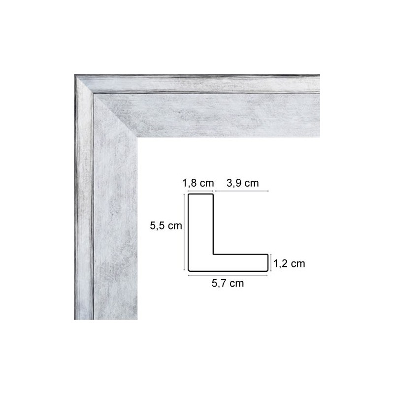 caisse americaine en l argent encadrez une peinture sur toile sur caisse. Black Bedroom Furniture Sets. Home Design Ideas